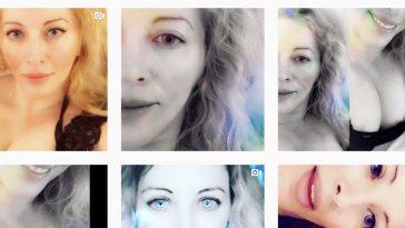Loana sur Instagram